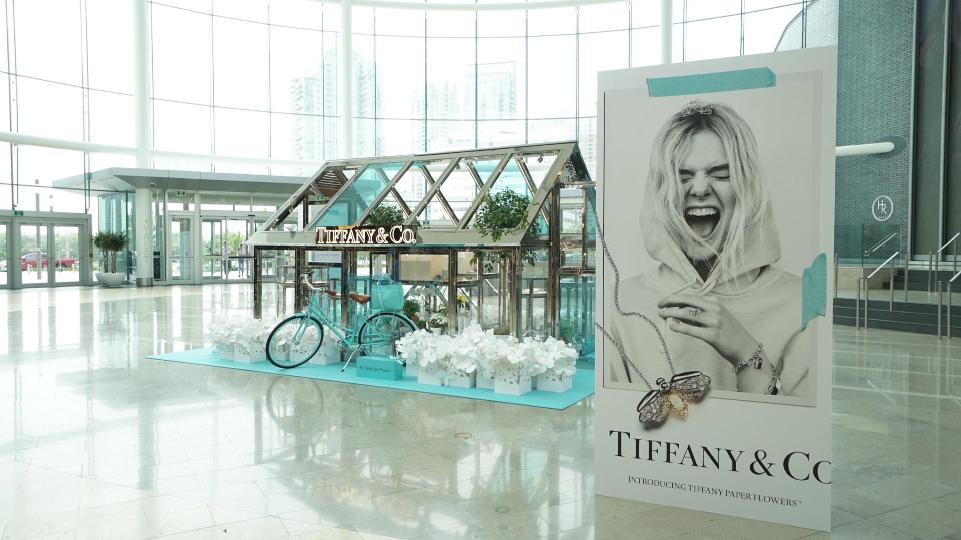 Tiffany & Co. Pop-Up