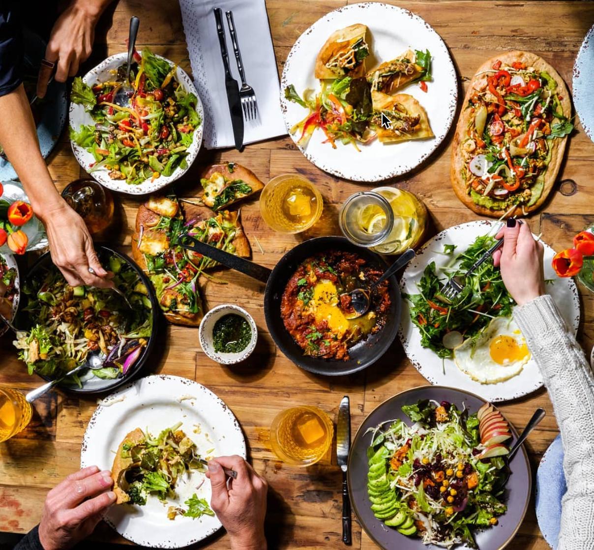 Mediterran meal